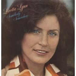 Loretta Lynn - Somebody Somewhere - LP Vinyl