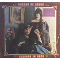 Waylon And Jessi ‎- Leather And Lace - LP Vinyl