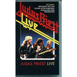 Judas Priest ‎– Judas Priest Live