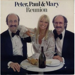 Peter, Paul & Mary ‎- Reunion - LP Vinyl