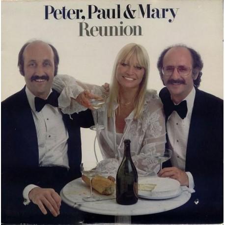 Peter, Paul & Mary - Reunion - LP Vinyl