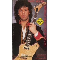 Gary Moore ‎– Emerald Aisles. Live In Ireland VHS Video