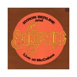 Byron Berline And Sundance - Live At McCabe's - LP Vinyl