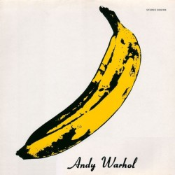 Velvet Underground & Nico - The Velvet Underground & Nico - Andy Warhol - LP Vinyl Coloured