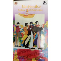 The Beatles - Yellow Submarine - VHS France Dessin anime
