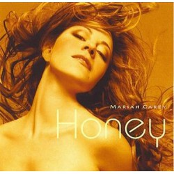 Mariah Carey ‎- Honey - CD Maxi Single Promo
