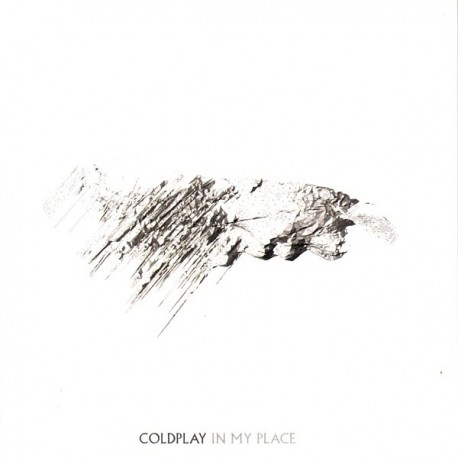 Coldplay - In My Place - CD Single Promo