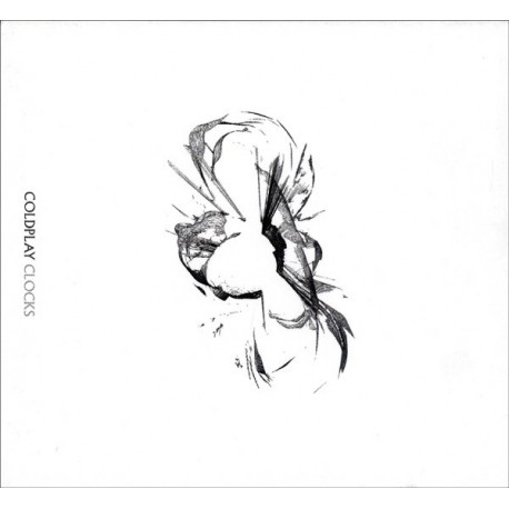 Coldplay - Clocks - CD Single Promo