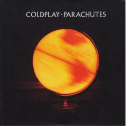 Coldplay ‎- Parachutes - CD Single Promo