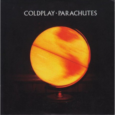 Coldplay - Parachutes - CD Single Promo