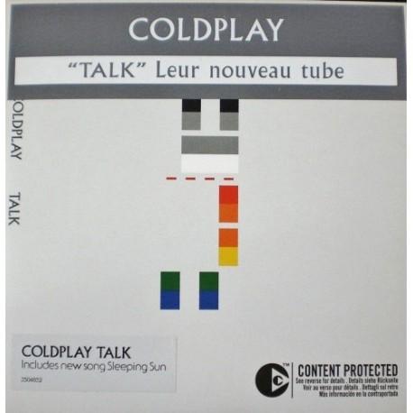 Coldplay - Talk - CD Single