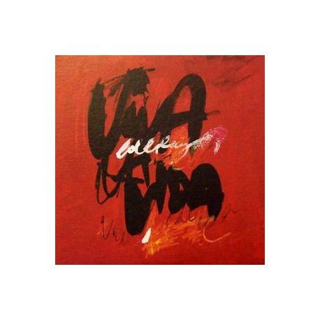 Coldplay - Viva La Vida - CD Single Promo