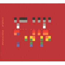 Coldplay ‎- Speed Of Sound - CD Single