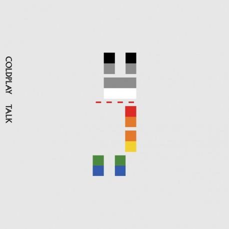 Coldplay - Talk - CD Maxi Single