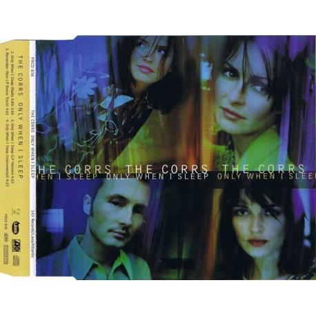 The Corrs - Only When I Sleep - CD Maxi Single Promo
