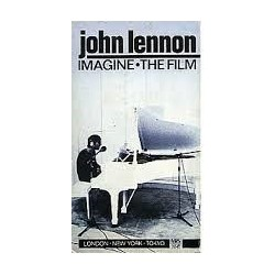John Lennon - Imagine The Film - Vidéo VHS