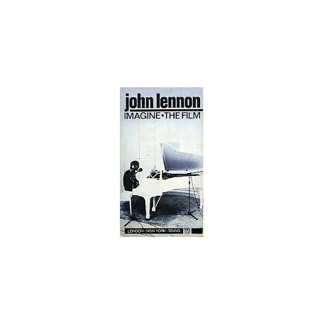 John Lennon - Imagine The Film - Vidéo VHS