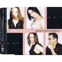 The Corrs - Give Me A Reason - CD Maxi Single Promo