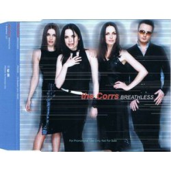 The Corrs - Breathless - CD Maxi Single Promo