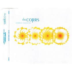 The Corrs - Summer Sunshine - CD Maxi Single Promo