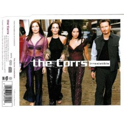 The Corrs - Irresistible - CD Maxi Single