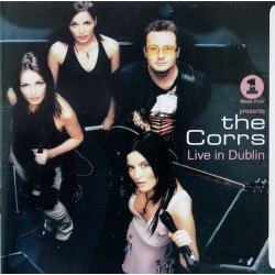 The Corrs - VH1 Presents The Corrs Live In Dublin - CD Album
