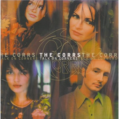 The Corrs - Talk On Corners - CD Album