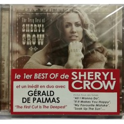 Sheryl Crow - The Very Best Of - CD Album - Duo de Palmas