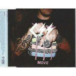CSS ‎- Move - CD Maxi Single Promo