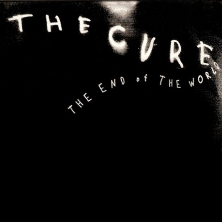 The Cure - The End Of The World - CD Single Promo