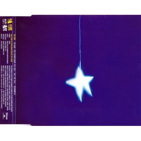 The Cure - Cut Here - CD Maxi Single Promo