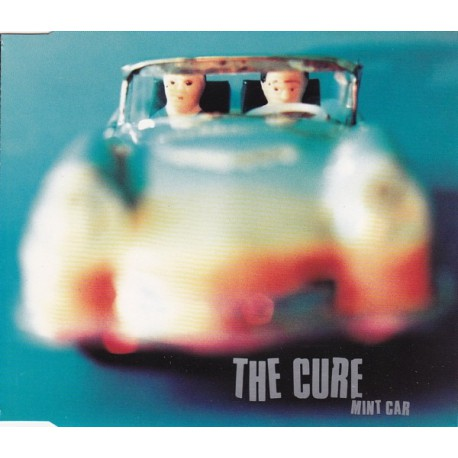 The Cure - Mint Car - CD Maxi Single