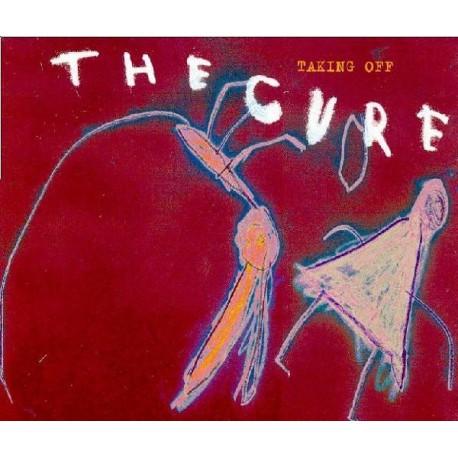 The Cure - Taking Off - CD Maxi Single Promo