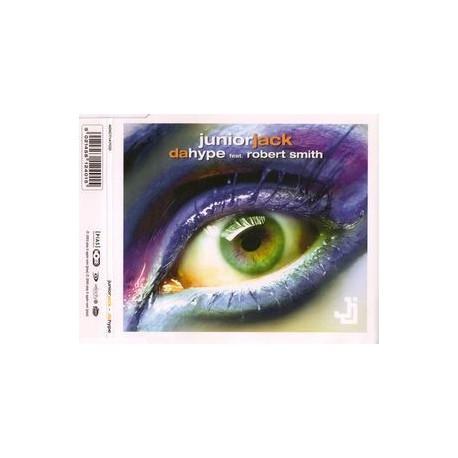 Junior Jack Feat. Robert Smith - Da Hype - CD Single