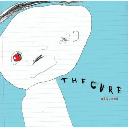 The Cure - Alt.End - CD Maxi Single