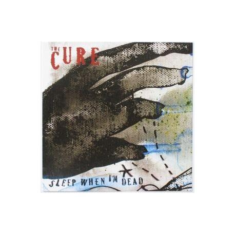 The Cure - Sleep When I'm Dead - CD Maxi Single