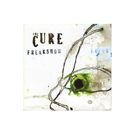 The Cure - Freakshow - CD Maxi Single