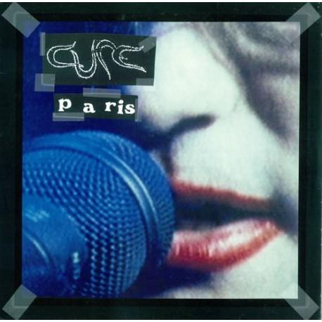The Cure - Paris - CD Album