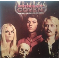 Coven - Witchcraft Destroys Minds & Reaps Souls - LP Vinyl