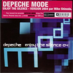Depeche Mode ‎- Enjoy The Silence 04 - CD Single