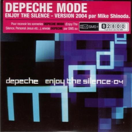 Depeche Mode - Enjoy The Silence 04 - CD Single