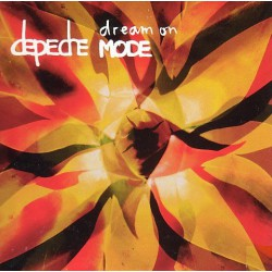 Depeche Mode ‎- Dream On - CD Single Promo