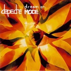 Depeche Mode ‎- Dream On - CD Single