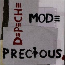 Depeche Mode ‎- Precious - CD Single Promo