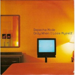 Depeche Mode ‎- Only When I Lose Myself - CD Single