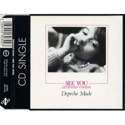 Depeche Mode ‎- See You - CD Maxi Single