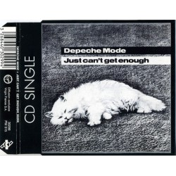 Depeche Mode - Just Can't Get Enough - CD Maxi Single