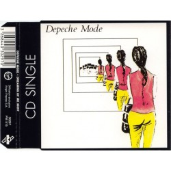 Depeche Mode ‎- Dreaming Of Me - CD Maxi Single