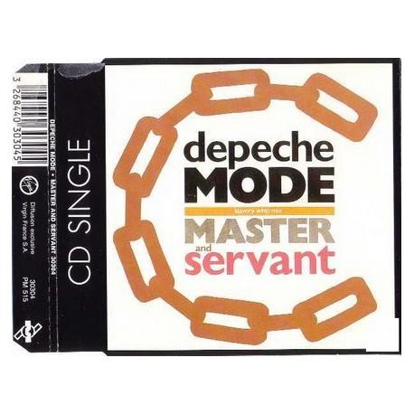 Depeche Mode - Master And Servant - CD Maxi Single