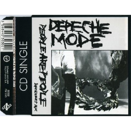 Depeche Mode - People Are People - CD Maxi Single